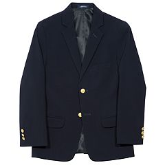 Boys 4-20 Chaps Stretch Blazer In Regular & Husky