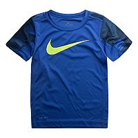 Toddler Boy Nike Legacy Dri-FIT Top