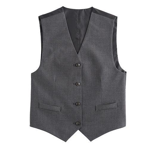 Boys 4-20 Chaps Reversible Vest