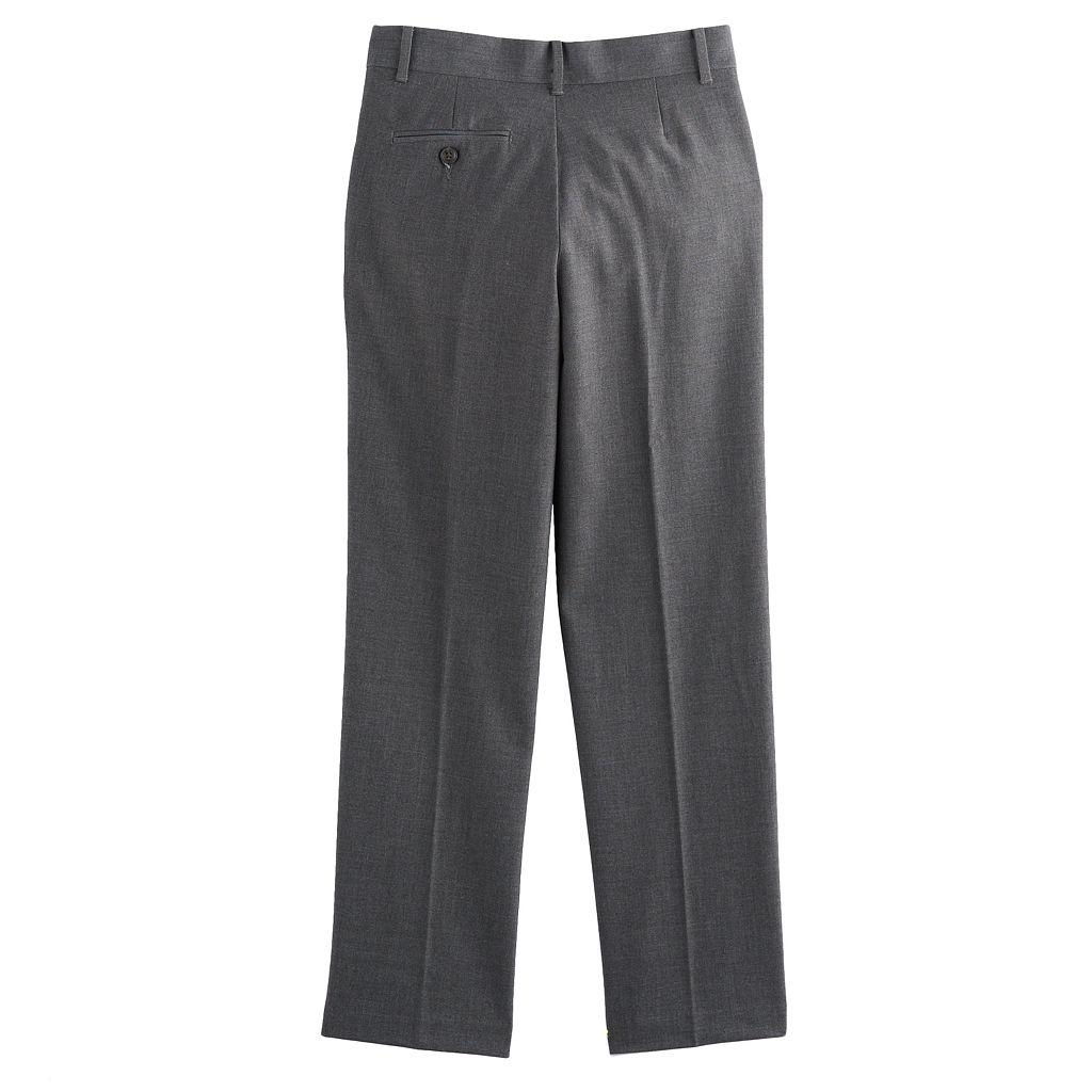 Boys 4-20 Chaps Basic Pants