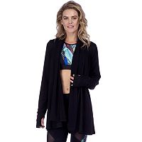 Women's PL Movement by Pink Lotus Manipulate Yoga Wrap Cardigan