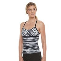 Women's adidas Blend a Hand Tankini Top