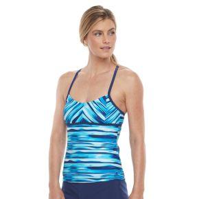 Women's adidas Blend a Hand Tankini Top