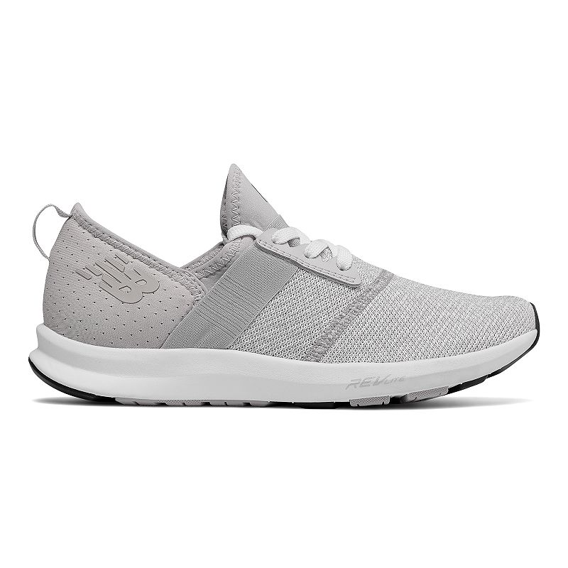e1213ca8 New Balance FuelCore Nergize Women's Sneakers, Size: 11 Wide, Light Grey