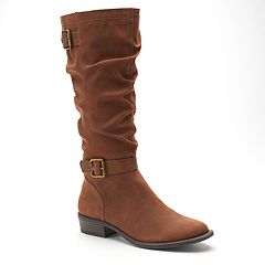 SONOMA Goods for Life™ Doris Women's Tall Slouch Boots