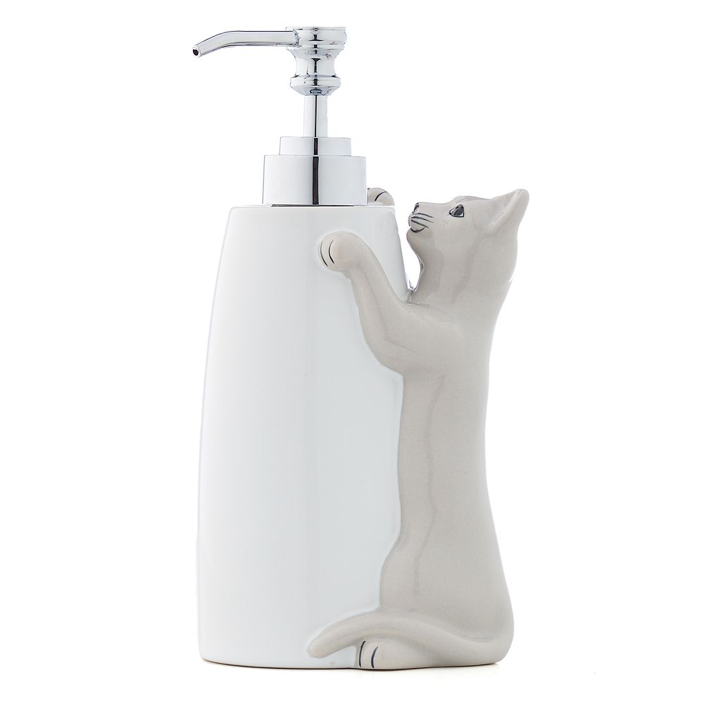 Kitty Cat Bath Accessories Collection