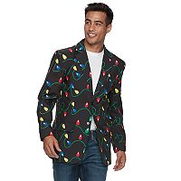 Men's Christmas Blazer