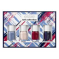essie 4 pc Fall Trend 2017 Mini Nail Polish Set