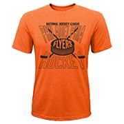 Boys 8-20 Philadelphia Flyers One Timer Tee