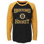 Boys 8-20 Boston Bruins Morning Skate Tee