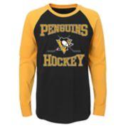 Boys 8-20 Pittsburgh Penguins Morning Skate Tee