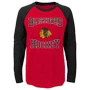 Boys 8-20 Chicago Blackhawks Morning Skate Tee
