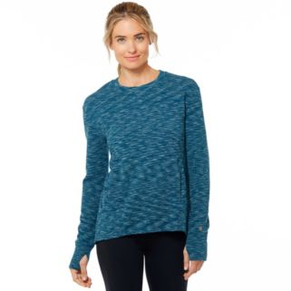Women's Shape Active Odyssey Pullover Long Sleeve Top