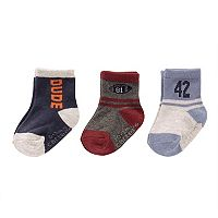 Baby / Toddler Boy Carter's 3-pk.