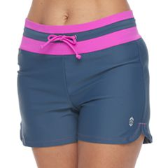 Women's Free Country Drawstring Swim Shorts