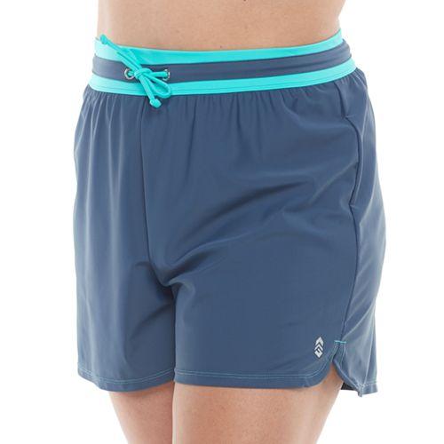 Plus Size Free Country Drawstring Swim Shorts