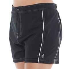 Plus Size Free Country Woven Swim Shorts