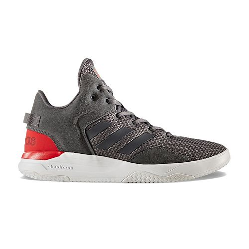 new arrival 684f5 98f4e adidas NEO Cloudfoam Revival Mid Mens Basketball Shoes