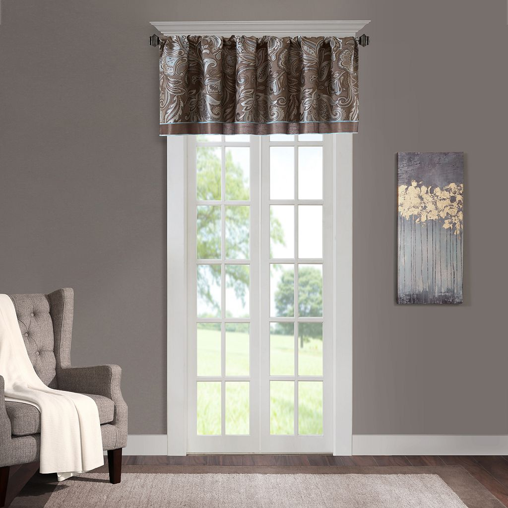 Madison Park Elsa Window Valance