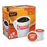 Dunkin' Donuts Pumpkin Spice Coffee, Keurig® K-Cup® Pods, Flavored Coffee - 16-pk.