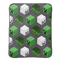 Minecraft Block Throw