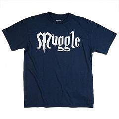 Boys 8-20 Harry Potter Muggle Tee