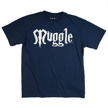 Boys 8-20 Harry Potter Muggle Tee