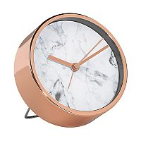 Marble Desk Clock