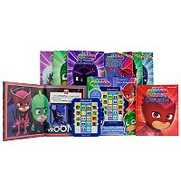 PJ Masks Look And Find Play-A-Sound 8-Book Electronic Reader