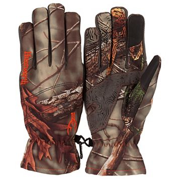 Men's Huntworth Camo Waterproof Hunting Gloves