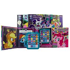 Hasbro My Little Pony Electronic Reader & 8 Book Library