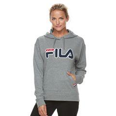 Women's FILA SPORT® Logo Graphic Hoodie