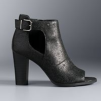 Simply Vera Vera Wang Bologna Women's Ankle Boots