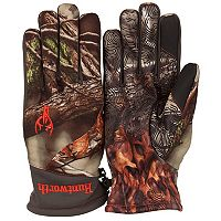 Men's Huntworth Camo Stretch Waterproof Hunting Gloves