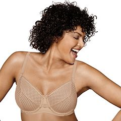 Playtex Bras: Love My Curves Full-Figure Unlined Balconette Underwire Bra US4713