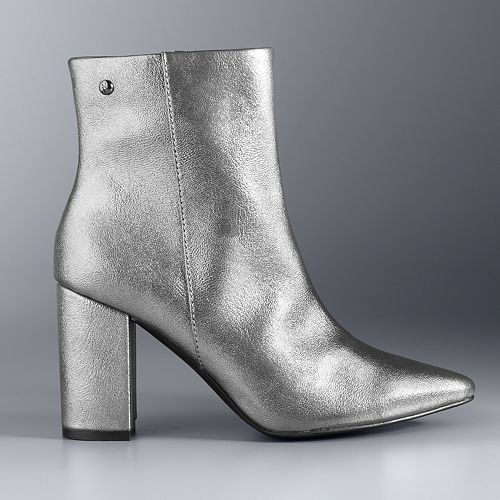 Simply Vera Vera Wang 10th Anniversary Venice Women's Ankle Boots