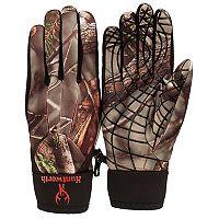Men's Huntworth Camo Tech Shooter's Gloves
