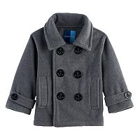 Baby Boy Great Guy 2 pc Peacoat Midweight Jacket & Hat Set