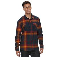 Men's Levi's® Flannel Button-Down Workshirt