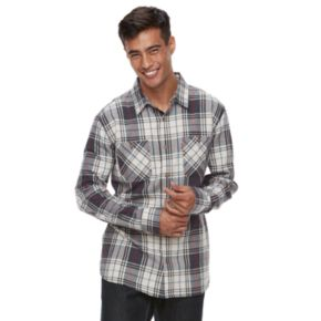 Men's Levi's® Flannel Button-Down Workshirt