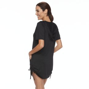 Women's Free Country Hooded Swim Cover-Up
