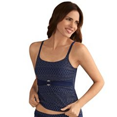 Women's Amoena Bangkok Foiled Tankini Top