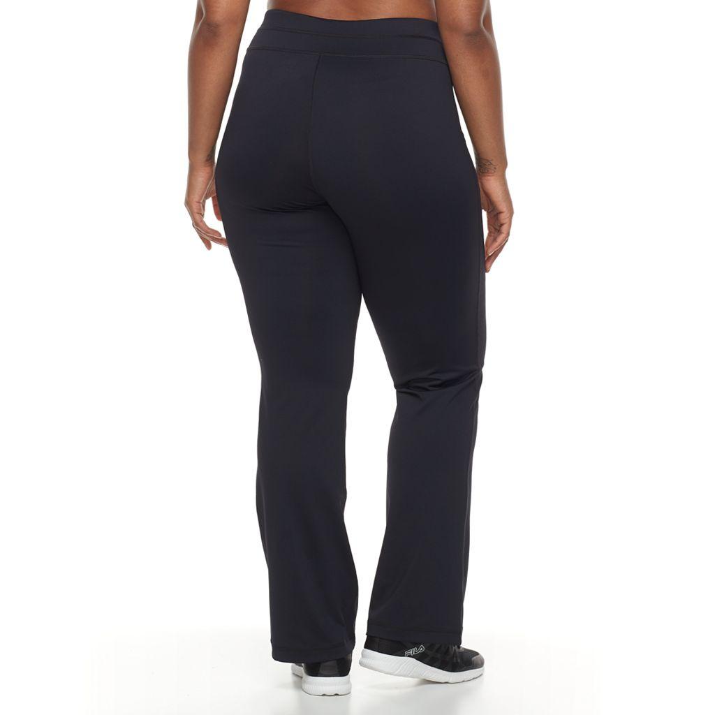 Plus Size FILA SPORT® Drawstring Movement Pant