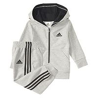 Toddler Boy adidas Athletics Jacket & Jogger Pants Set