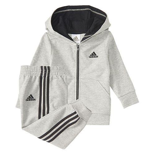243e9f404 Toddler Boy adidas Athletics Jacket & Jogger Pants Set