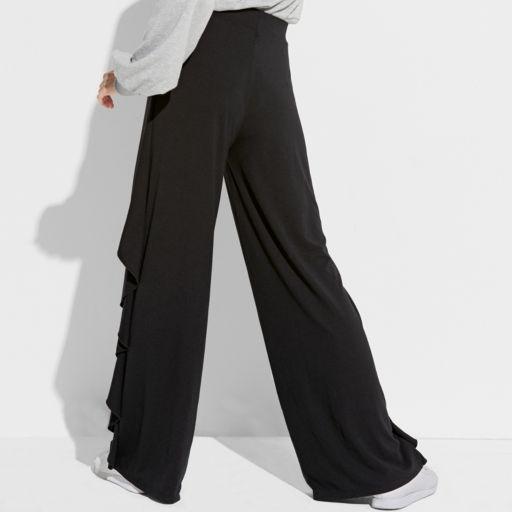k/lab Ruffled Pants