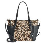 Dana Buchman Cherry Tote Bag