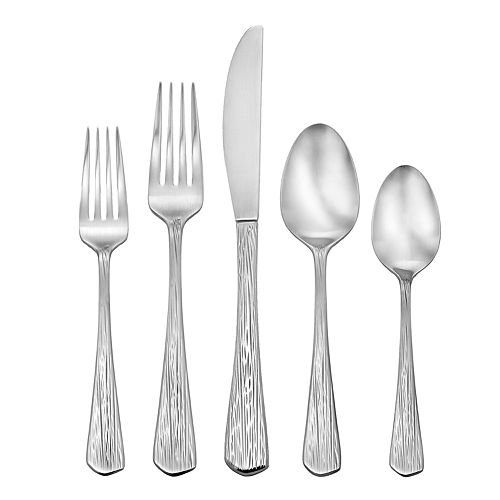 Oneida Tacoma 45-pc. Flatware Set