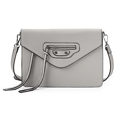 Mellow World Amelia Structured Envelope Crossbody Bag