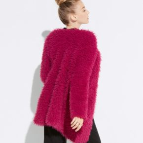 k/lab Faux-Fur Coat